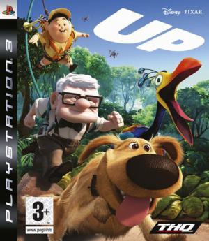 Echanger le jeu Là-Haut sur PS3