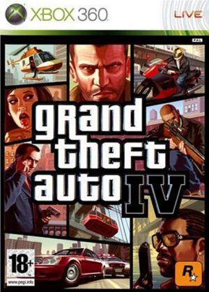 Echanger le jeu Grand Theft Auto IV ( GTA 4) sur Xbox 360