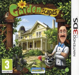 Echanger le jeu Gardenscapes sur 3DS