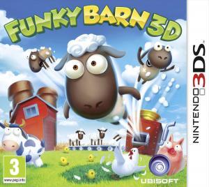 Echanger le jeu Funky Barn 3D sur 3DS