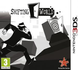 Echanger le jeu Shifting World sur 3DS