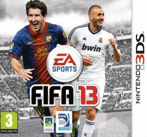 Echanger le jeu FIFA 13 sur 3DS