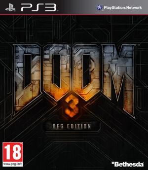 Echanger le jeu Doom 3 BFG Edition sur PS3