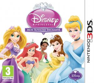 Echanger le jeu Disney Princesse : Mon Royaume Enchanté sur 3DS