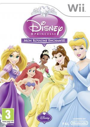 Echanger le jeu Disney Princesse : Mon Royaume Enchanté sur Wii