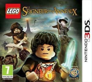 Echanger le jeu Lego Le Seigneur des Anneaux sur 3DS