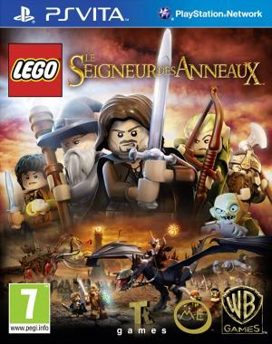 Echanger le jeu Lego Le Seigneur des Anneaux sur PS Vita