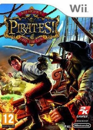 Echanger le jeu Sid Meier's Pirates! sur Wii