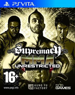 Echanger le jeu Supremacy MMA : Unrestricted sur PS Vita