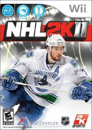 Echanger le jeu Nhl 2K11 sur Wii