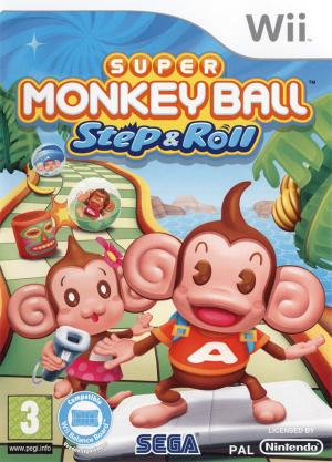 Echanger le jeu Super Monkey Ball : Step & Roll sur Wii