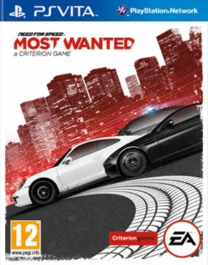 Echanger le jeu Need For Speed : Most Wanted sur PS Vita