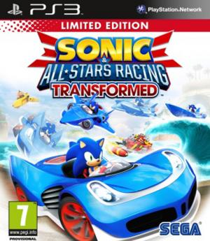 Echanger le jeu Sonic & All Stars Racing : Transformed sur PS3
