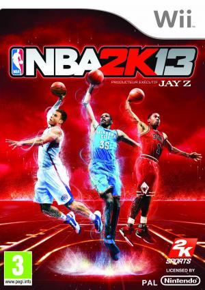 Echanger le jeu NBA 2K13 sur Wii