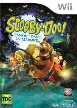 Echanger le jeu Scooby Doo Panique dans la marmite sur Wii