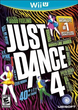 Echanger le jeu Just Dance 4 sur Wii U