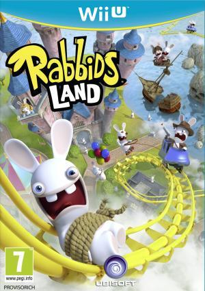 Echanger le jeu Les Lapins Crétins Land sur Wii U