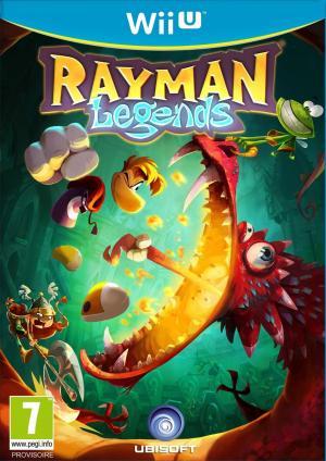 Echanger le jeu Rayman Legends sur Wii U