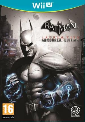 Echanger le jeu Batman Arkham City : Armored Edition sur Wii U