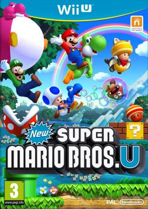 Echanger le jeu New Super Mario Bros. U  sur Wii U