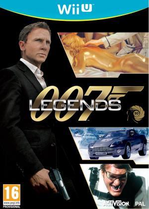 Echanger le jeu 007 Legends sur Wii U