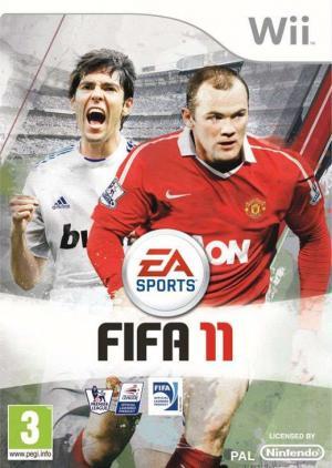 Echanger le jeu FIFA 11 sur Wii