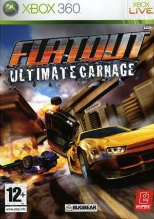 Echanger le jeu FLATOUT ULTIMATE CARNAGE sur Xbox 360