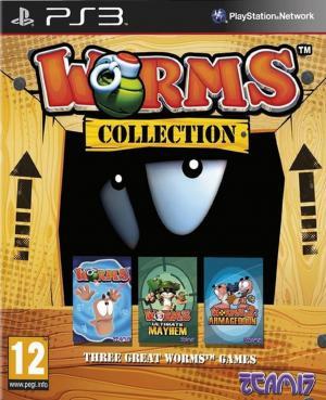 Echanger le jeu Worms Collection sur PS3