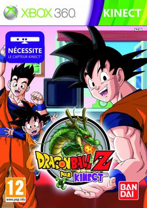 Echanger le jeu Dragon Ball Z for Kinect sur Xbox 360