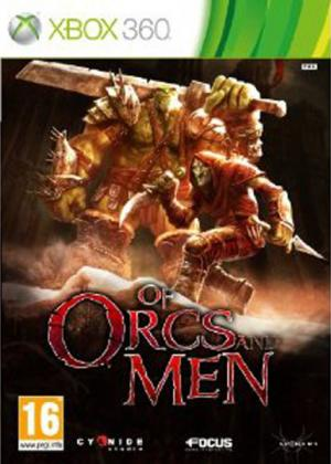 Echanger le jeu Of Orcs And Men sur Xbox 360