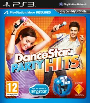 Echanger le jeu Dance star party hits sur PS3