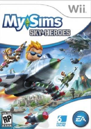Echanger le jeu Mysims Skyheroes sur Wii