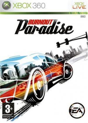 Echanger le jeu Burnout Paradise sur Xbox 360