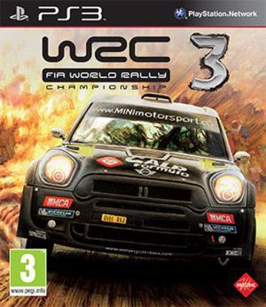 Echanger le jeu WRC 3 sur PS3