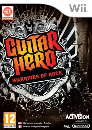 Echanger le jeu Guitar Hero, Warriors of rock sur Wii