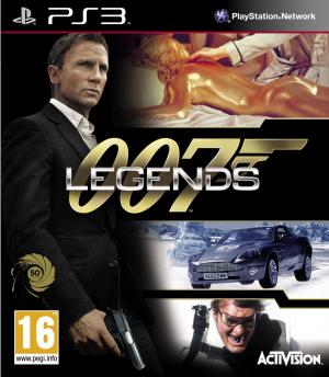 Echanger le jeu 007 Legends sur PS3