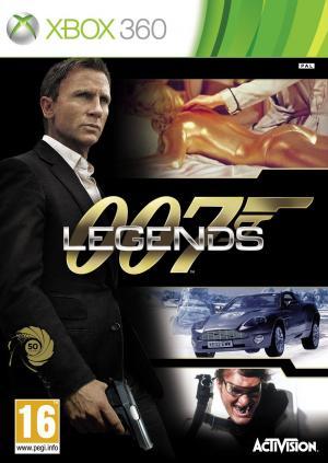 Echanger le jeu 007 Legends sur Xbox 360