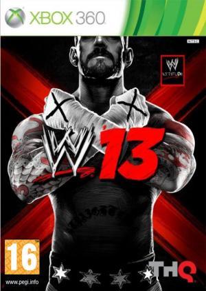 Echanger le jeu WWE 13 sur Xbox 360