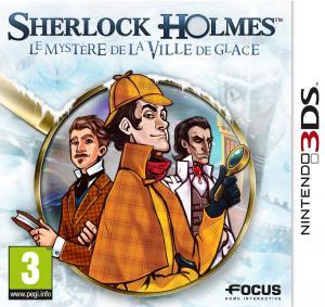 Echanger le jeu Sherlock Holmes et le Mystère de la Ville de Glace sur 3DS
