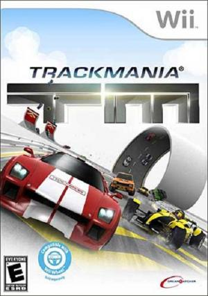 Echanger le jeu Trackmania sur Wii