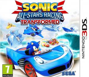 Echanger le jeu Sonic & All Stars Racing : Transformed sur 3DS