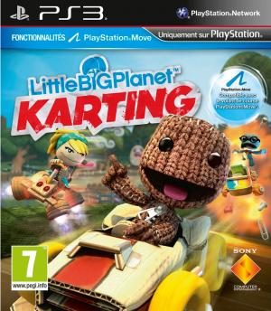 Echanger le jeu Little Big Planet Karting sur PS3