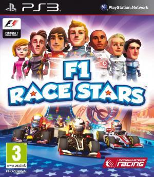 Echanger le jeu F1 Race Stars  sur PS3