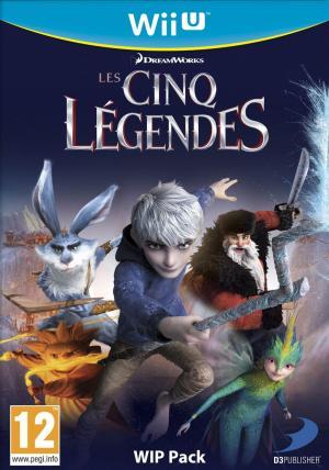 Echanger le jeu Les 5 Légendes sur Wii U