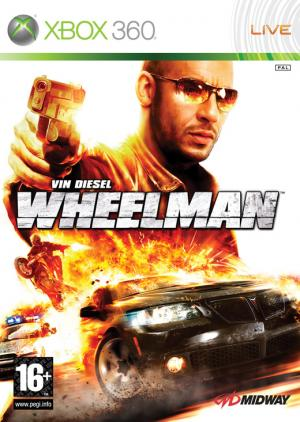 Echanger le jeu Wheelman sur Xbox 360