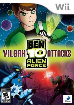 Echanger le jeu Ben 10 Alien Force, Vilgax Attack sur Wii