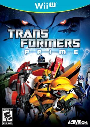 Echanger le jeu Transformers : Prime sur Wii U