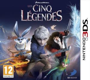 Echanger le jeu Les 5 Légendes sur 3DS