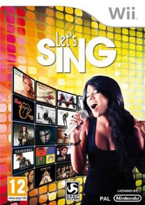 Echanger le jeu Let's sing sur Wii