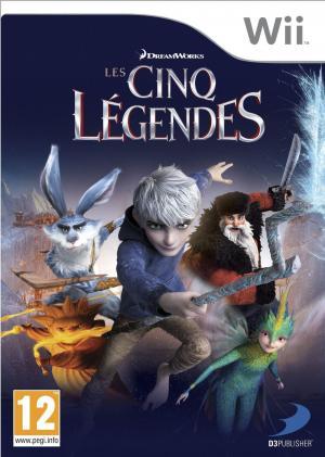 Echanger le jeu Les 5 Légendes sur Wii